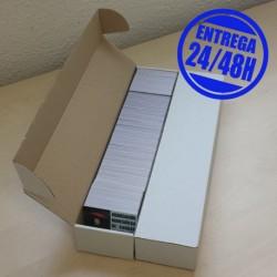 1000 Tarjetas plásticas pvc impresas