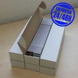 3000 Tarjetas plásticas pvc impresas
