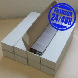 4000 Tarjetas plásticas pvc impresas