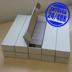 LOTE 5000 Tarjetas PVC impresas 4+4