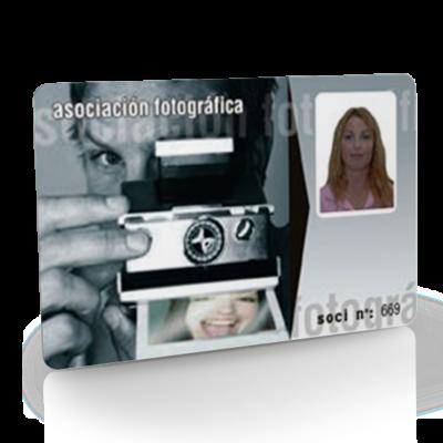 Akrocard fabricante de tarjeta de pvc con fotografía digital