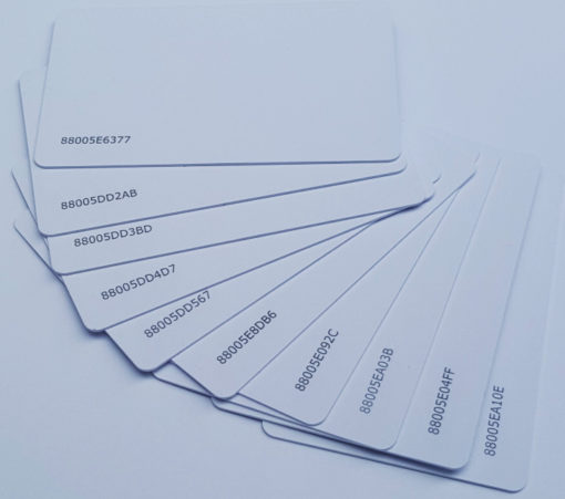 tarjetas Ultralight RFID de NXP a 13,56Mhz, NFC FORUM TAG TIPO 2
