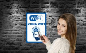 conexion automatica via NFC a redes wifi. Dar acceso a sus clientes al wifi de su establecimiento y sólo a sus clientes será más fácil a partir de ahora. Sólo acercando el móvil al Smart-Wifi-Poster de Akrocard. Sin necesidad de darles ninguna contraseña. Y puede facilitar el acceso a la red wifi a sus clientes de forma controlada y segura.