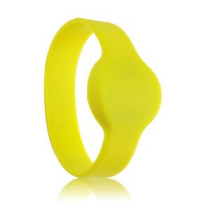 Pulsera silicona RFID NFC