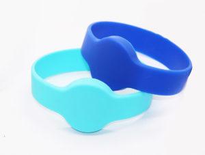 pulseras rfid de silicona, pulseras NFC