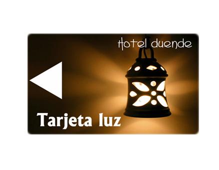 Tarjetas PVC impresas para el sector hotelero
