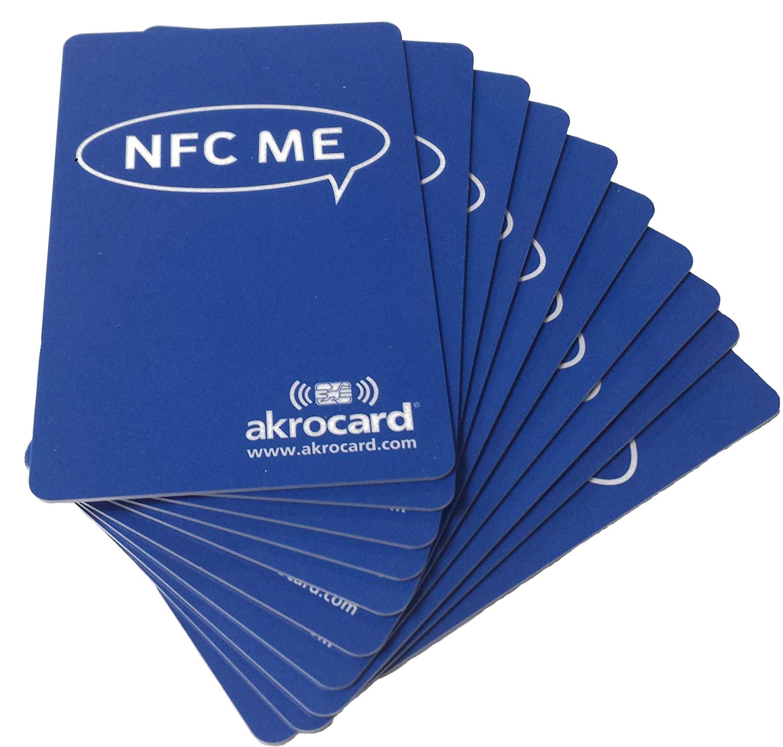 Tarjeta NFC 216